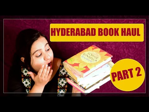 Hyderabad Book Haul Part 2