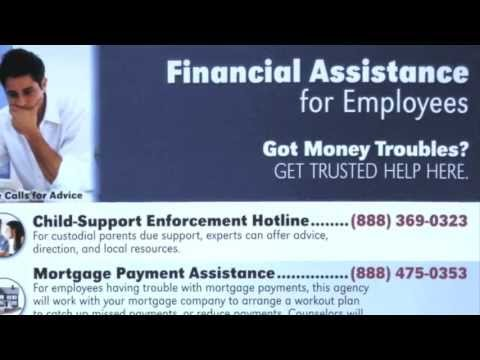 Free Financial Help for Employees