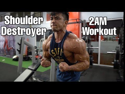 Snap Workout Shoulders