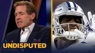 Is Dez Bryant washed up? Skip and Shannon disagree | UNDISPUTED