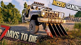 4X4 Joy Ride! - 7 Days To Die