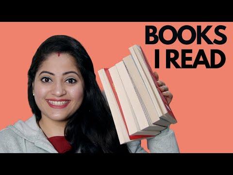 Books I Read Last Month | Mini Book Reviews | Jan 2021 Reads