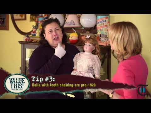 Value This! With Dr. Lori: 20th Century Dolls
