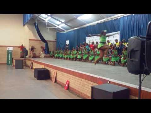Another stunning Zulu dance sequence part 2