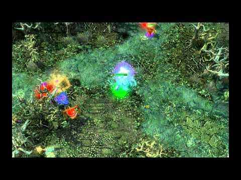 Heroes of Newerth Gameplay - Flux  