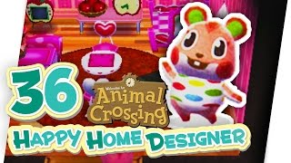 JESSIS TRAUMHAUS! 2/2 ♥ ANIMAL CROSSING: HAPPY HOME DESIGNER - 36