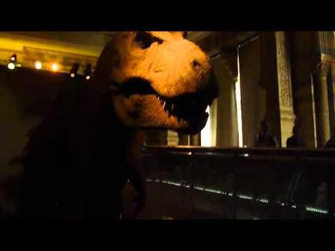 Dinosaurio en Londres