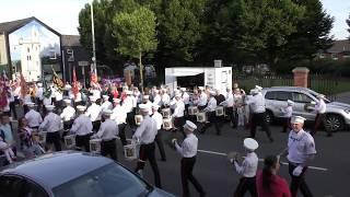 Shankill Protestant Boys (4) @ Shankill Star 2018