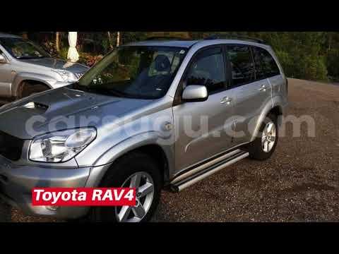 Toyota Cars for Sale in Burkina Faso