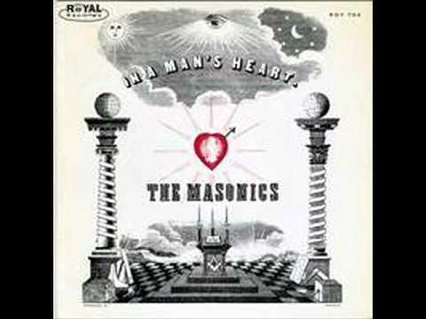 The Masonics - In A Man's Heart
