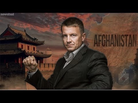 Erik Prince, the Afghan War, a Private CIA and China's Silk Road