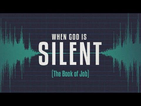 Job 2:11 - 3:26 — Job's Sorrow In The Midst Of Silence
