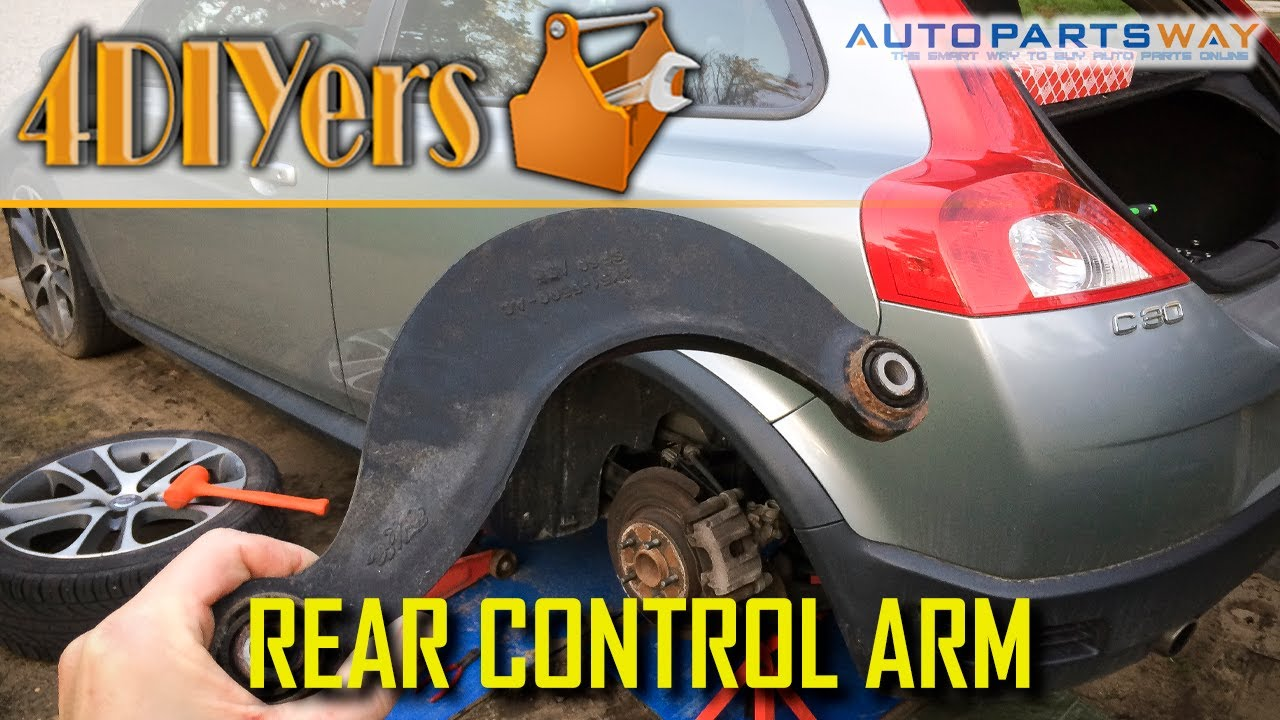 Adjustable Control Arm Upper Rear Driver or Passenger Side for Ford Mazda Volvo