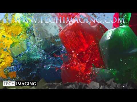 High Speed Camera Video - Katana Sword