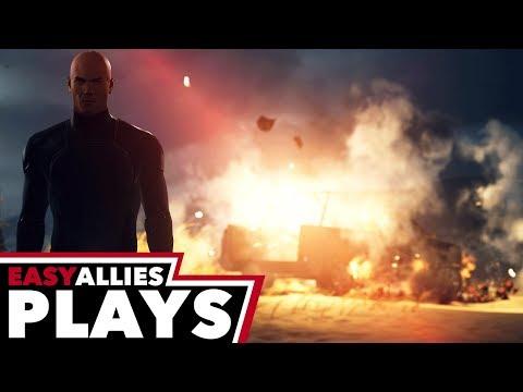 Easy Allies Plays Hitman 2 - Take the Poison!