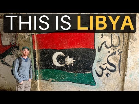 THIS IS LIBYA 🇱🇾(I can't believe I am here...)
