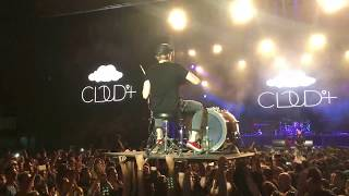 Cloud 9+ - Crowd-Surfing @Mark Koller @Budapest Park