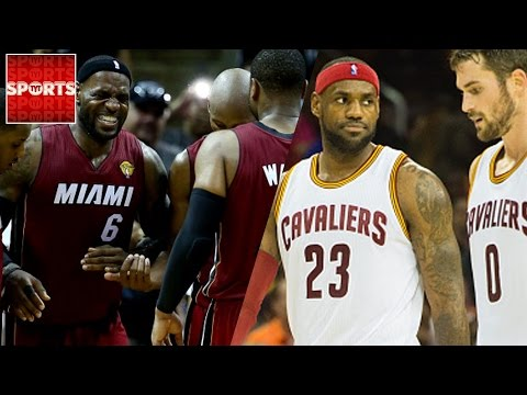 NBA 2k16 What LeBron Team Is Better: 2012-2013 Heat or Today's Cavs?