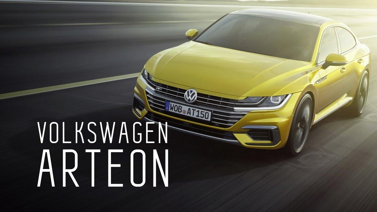VW ARTEON 2018/ЭКС VW PASSAT CC/ПЕРВЫЙ РУССКИЙ ОБЗОР/ДНЕВНИКИ ЖЕНЕВСКОГО АВТОСАЛОНА