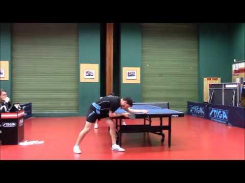 ISSY LES MOULINEAUX vs AMIENS SPORT TENNIS DE TABLE : NATIONALE 1