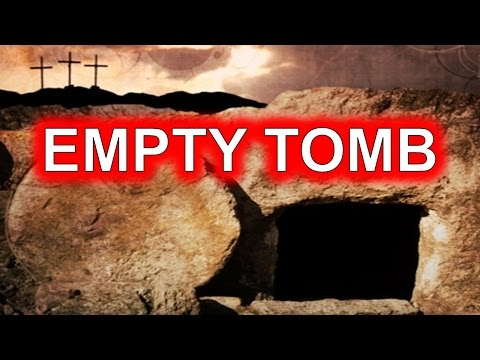 The Empty Tomb Easter 2017 Message Jude Antoine