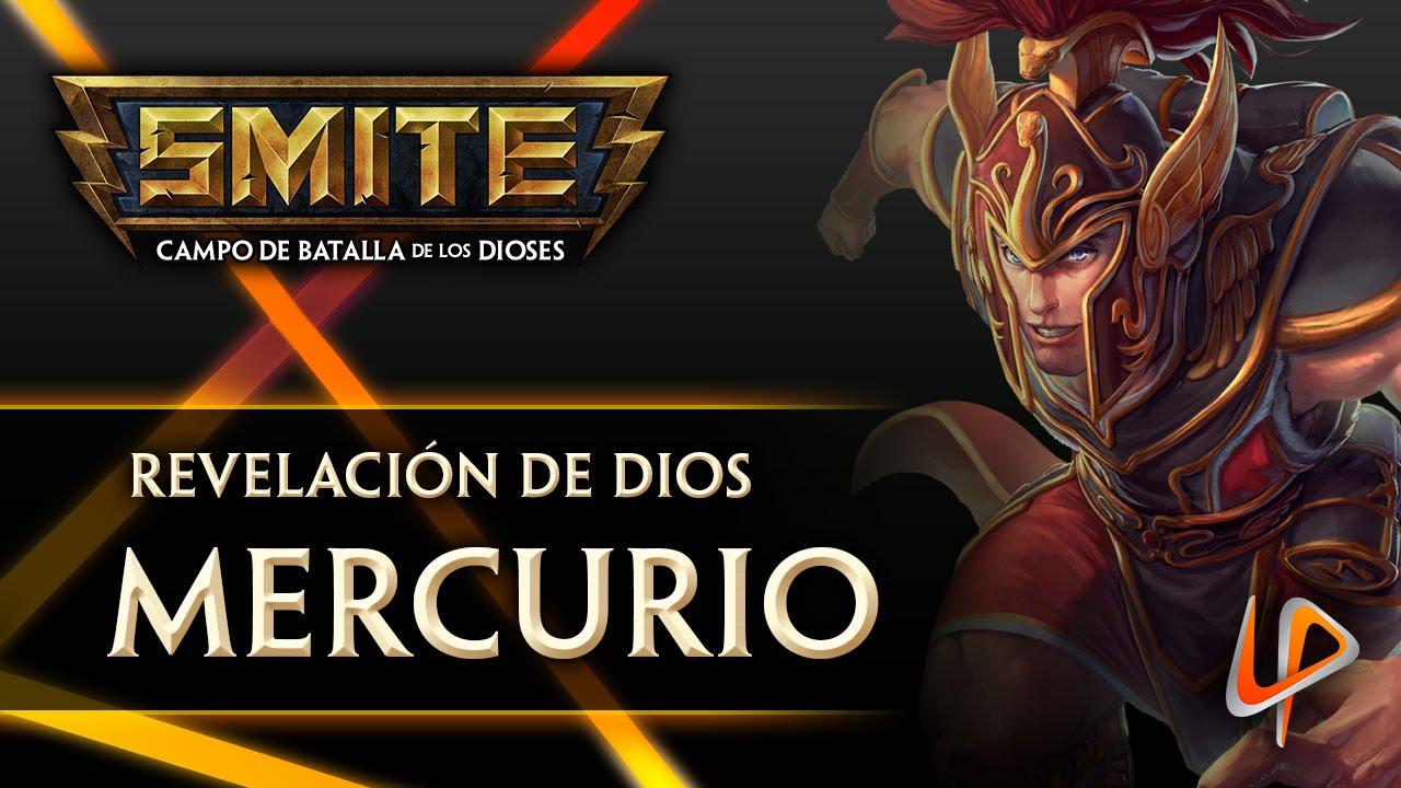 Revelación Mercurio Dioses De Smite Latino Youtube