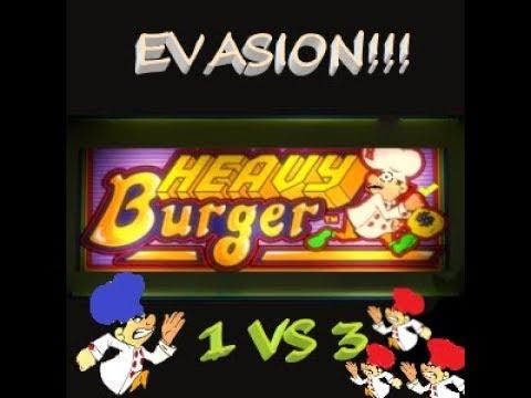 ThE HaRdEsT GaMe Of HeAvY BuRgEr/ Heavy Burger #5  