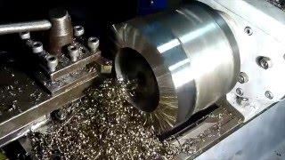 Чудесное превращение ржавой железки / The miraculous transformation of a rusty piece of iron