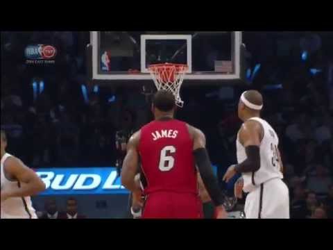 May 12, 2014 - TNT - Playoffs East Conf Semis Game 04 Miami Heat @ Brooklyn Nets - Win (03-01)(HL)