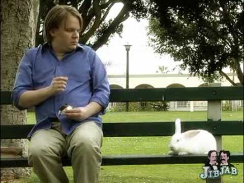 Attack of the Killer Bunnies - Jib Jab Happy Easter [sent 756 times]