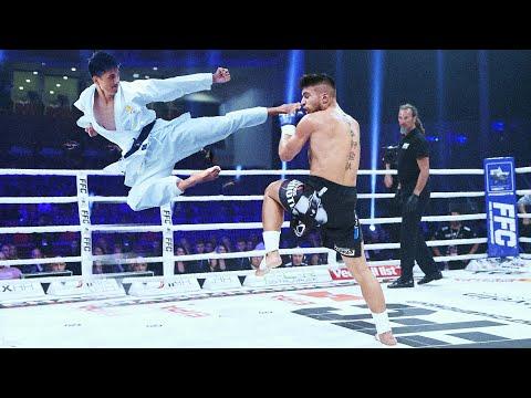 Taekwondo vs Kickboxing