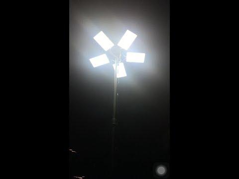 Super! waterproof outdoor multi-function led rod camping light,12V led picnic light