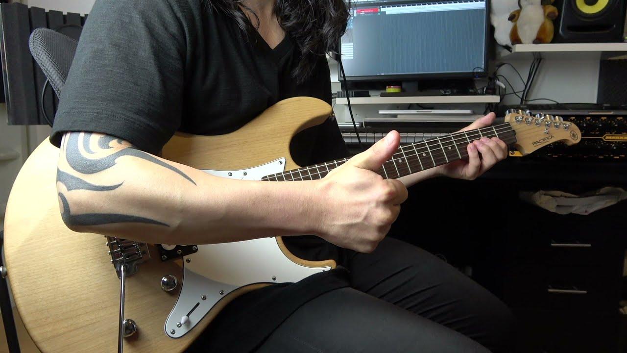 【Lamb of God】Redneck /guitar cover【Mutsumi】