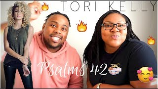 Tori Kelly - Psalms 42(Live) (REACTION)| The J'Kins Family