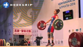 Hsu Shu-Ching (-53) - Snatch Analysis with Real Time