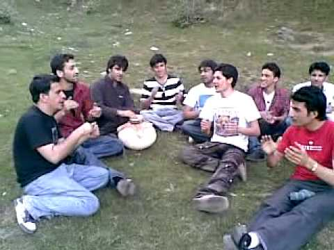 kust microbiology & biotechnology students in murree tour