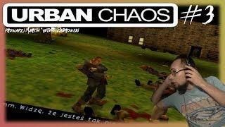 Tajemniczy fajter [Urban Chaos #3]