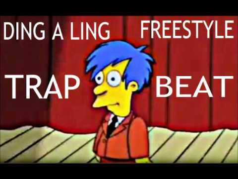 my ding a ling song freestyle trap beat challenge youtube