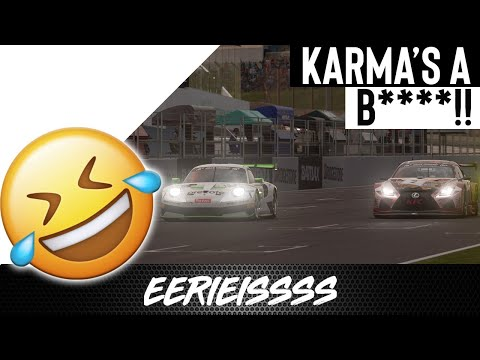 Karma is a wonderful thing, especially on Gran Turismo Sport!! thumbnail