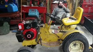 Sears   St16   Tractor And General Update