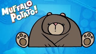 How To Draw A BEAR Using Numbers And Letters!