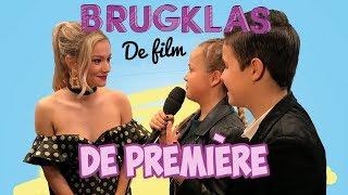 #60 MAX & ANNE BIJ PREMIÈRE BRUGKLAS DE FILM | JUNIORSONGFESTIVAL.NL🇳🇱