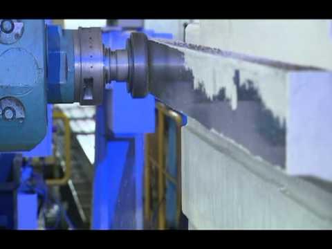 SHW Werkzeugmaschinen GmbH: Bearbeitung von Großdieselmotoren