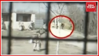 India First: Stone Pelter Shot Dead Caught On Camera, J&K Police Files FIR
