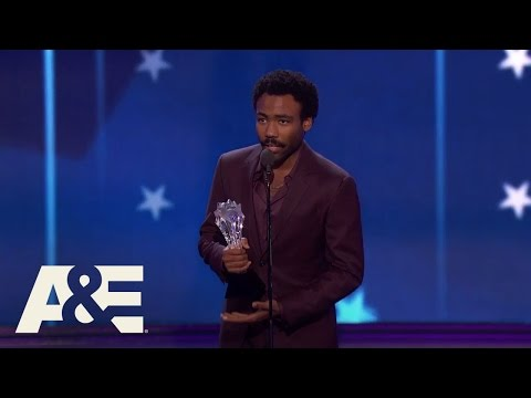 Thumbnail: Donald Glover Wins Best Actor in a Comedy Series | 22nd Annual Critics' Choice Awards | A&E