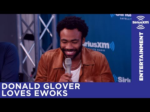 Here's why Donald Glover has some love for the Ewoks in Return of the Jedi