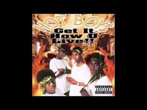 The Hot Boys - Spit 'N Game (Feat. Bulletproof)