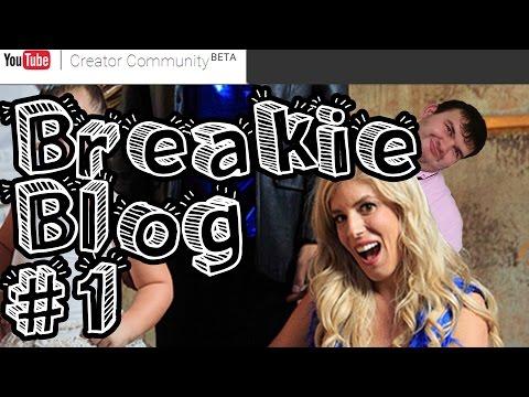 Youtube Creator Community   Breakie Vlog