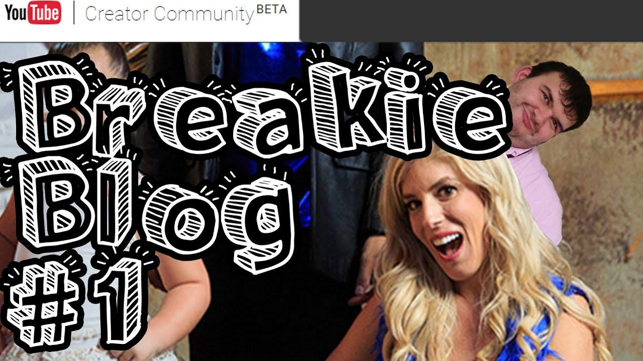 Breakie Furry Video Blogger