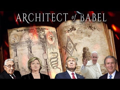 """Nimrod """"Architect"""" Of Babel  